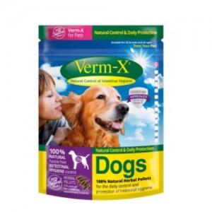 Verm-X hond - pellets - 200 gr