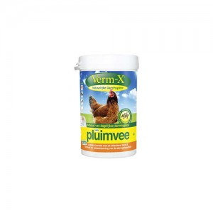 Verm-X Korrels voor Pluimvee - 750 gram