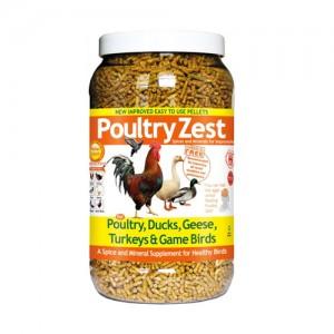 Verm-X Poultry Zest - 4 kg
