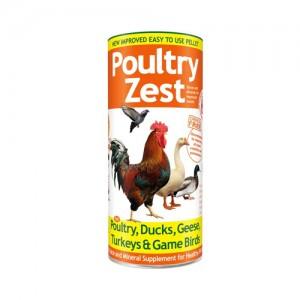 Verm-X Poultry Zest - 500 gram
