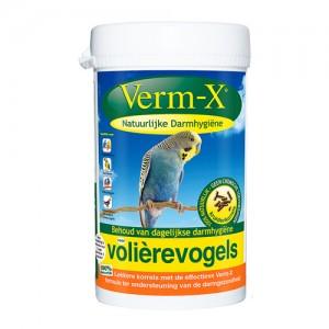 Verm-X volièrevogels - pellets 100 gr.