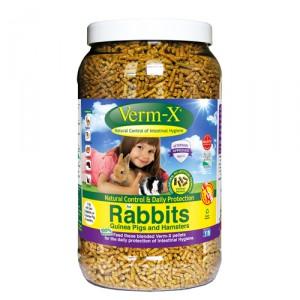 Verm-X voor konijnen en knaagdieren - 1.5 kg