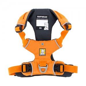 Ruffwear Front Range Harness - XS - Orange Poppy