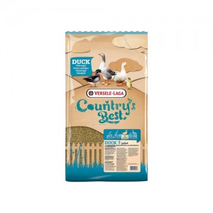 Versele-Laga Country's Best Duck 3 Pellet - 5 kg