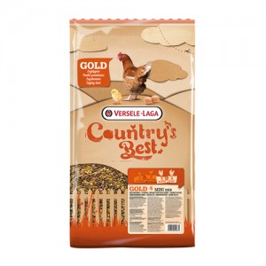 Versele-Laga Country's Best Gold 4 Mini Mix - 20 kg kopen