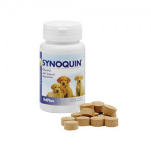Vetplus Synoquin Growth 60 tabletten