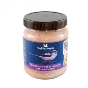 Vogelbescherming Vogelpindakaas – Bosvruchten