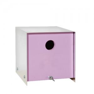 Vogelhuis Pinehout - Violet