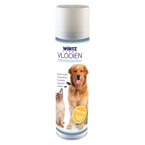 Wirtz Farma Vlooien Omgevingsspray - 400 ml