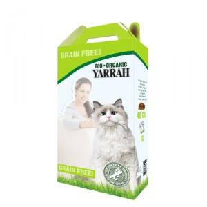 Yarrah - Graanvrij Weekpakket Bio - Kat