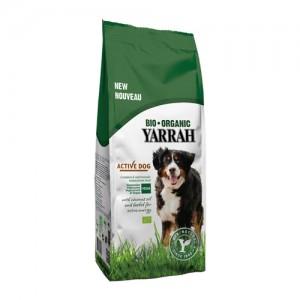 Yarrah - Droogvoer Actieve Hond Vega Bio - 10 kg