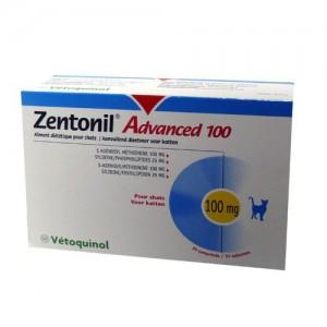 Zentonil Advanced 100 - 30 tabletten