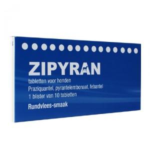 Zipyran - 10 tabletten
