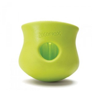 Zogoflex Toppl Treat Toy - Small - Lime