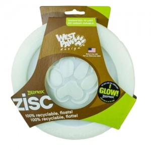 Zogoflex Zisc Flying Disc - Large - Glow In The Dark