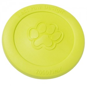 Zogoflex Zisc Flying Disc - Large - Lime