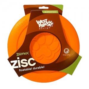 Zogoflex Zisc Flying Disc - Small - Orange