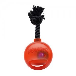 Zeus Bomber Tug Ball - Oranje