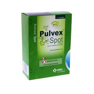 Pulvex spot on 6 pipetten