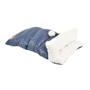 Puppia Northstar Sleeping Bag - Navy