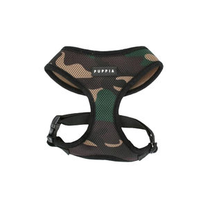 Puppia Soft Harness - M - Camouflage