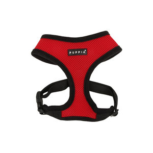 Puppia Soft Harness - S - Rood