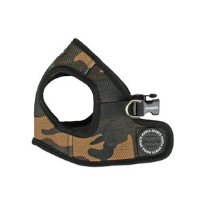 Puppia Soft Vest Harness - S - Camouflage