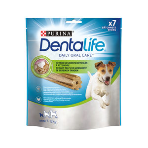 Purina DentaLife – Kleine Hond – 7 Sticks