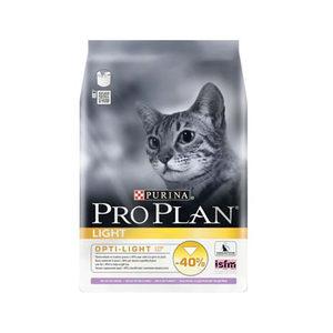 Pro plan cat light kalkoen-rijst