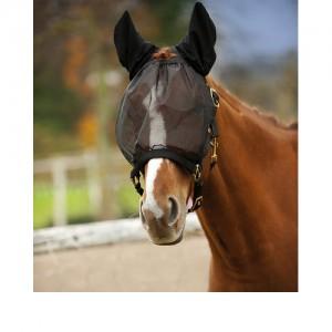 Vliegenmasker P.V.C. Mesh - Pony