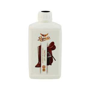Rapide Lederolie - Zwart - 1 liter