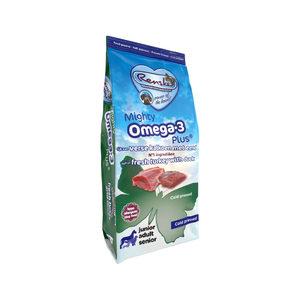 Renske Mighty Omega 3 Plus Cold Pressed – Verse Kalkoen met Eend – 15 kg