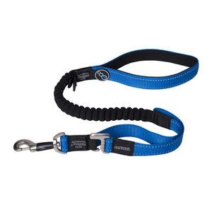 Rogz Control Lead – Snake M – Blauw