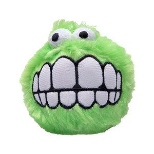 Rogz Fluffy Grinz Ball - Small - Lime