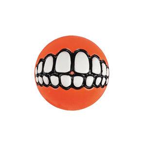 Rogz Grinz Ball - Large - Oranje