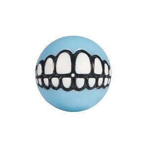 Rogz Grinz Puppy Ball - Medium - Blauw