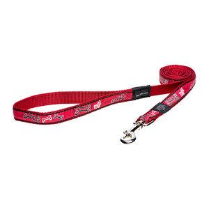 Rogz Hondenlijn - Armed Response - Red Bone kopen