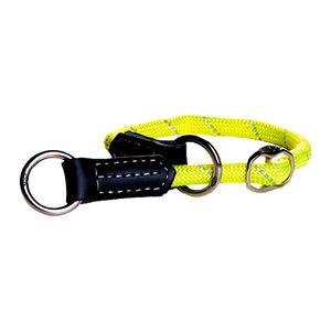 Rogz Rope Collar - Maat 2 - Geel