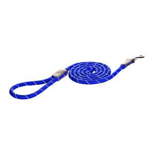 Rogz Rope Line Fixed Lead - Blauw - 180 cm / 9 mm