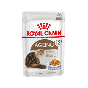 Royal Canin Ageing 12+ in Jelly – 12 x 85 g