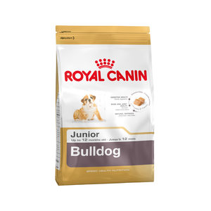 Royal Canin Bulldog Junior – 3 kg