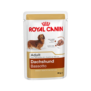 Royal Canin Dachshund Adult Wet – 12 x 85 g