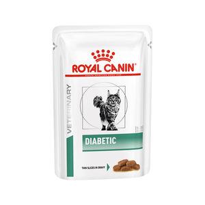 Royal Canin Diabetic kat natvoer 12×85 g
