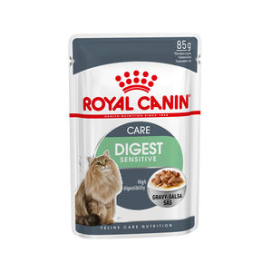 Royal Canin Digest Sensitive in Gravy – 12 x 85 g
