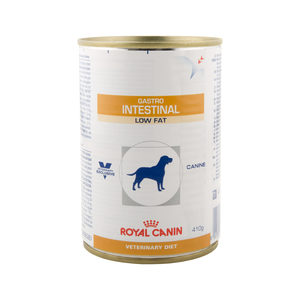 Royal Canin Gastro Intestinal Low Fat blik hond 12x410 gr.