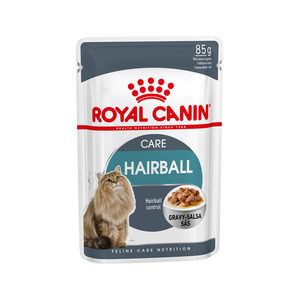 Royal Canin Hairball Care in Gravy - 12 x 85 g