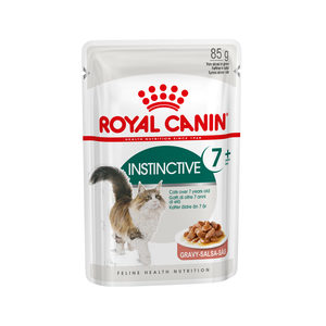 Royal Canin Instinctive 7+ in Gravy - 12 x 85 g