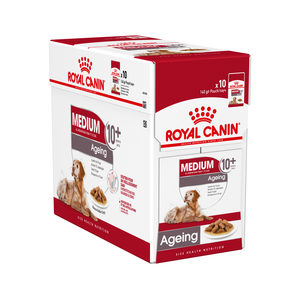 Royal Canin Medium Ageing 10+ Wet - 10 x 140 g