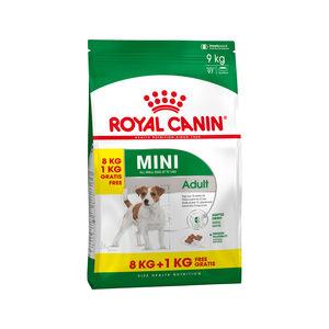 Royal Canin Mini Adult - 8+1 kg