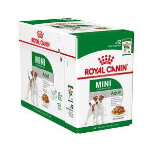 Royal Canin Mini Adult Wet - 12 x 85 g